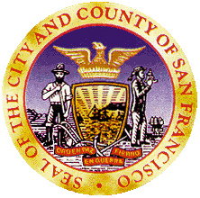 Seal of the City and County of San Francsco